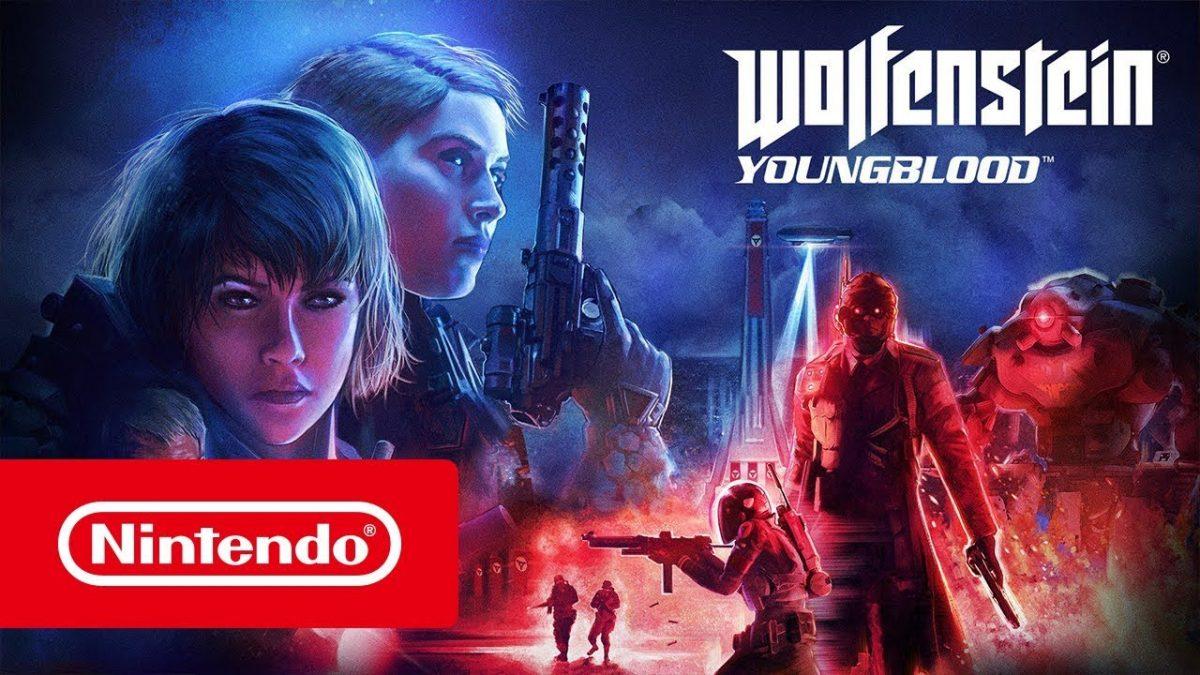 Wolfenstein Youngblood - 1 hora de Gameplay no Nintendo Switch