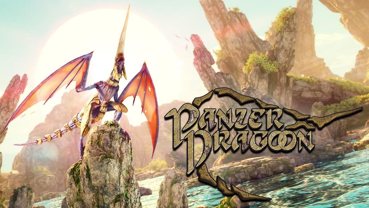 Panzer Dragoon: Remake - Vídeo da Gamescom 2019 (Modo Portátil)