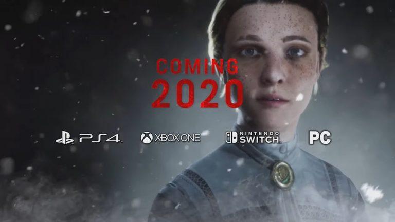 Remothered: Broken Porcelain é anunciado para 2020 direto da Gamescom 2019 1