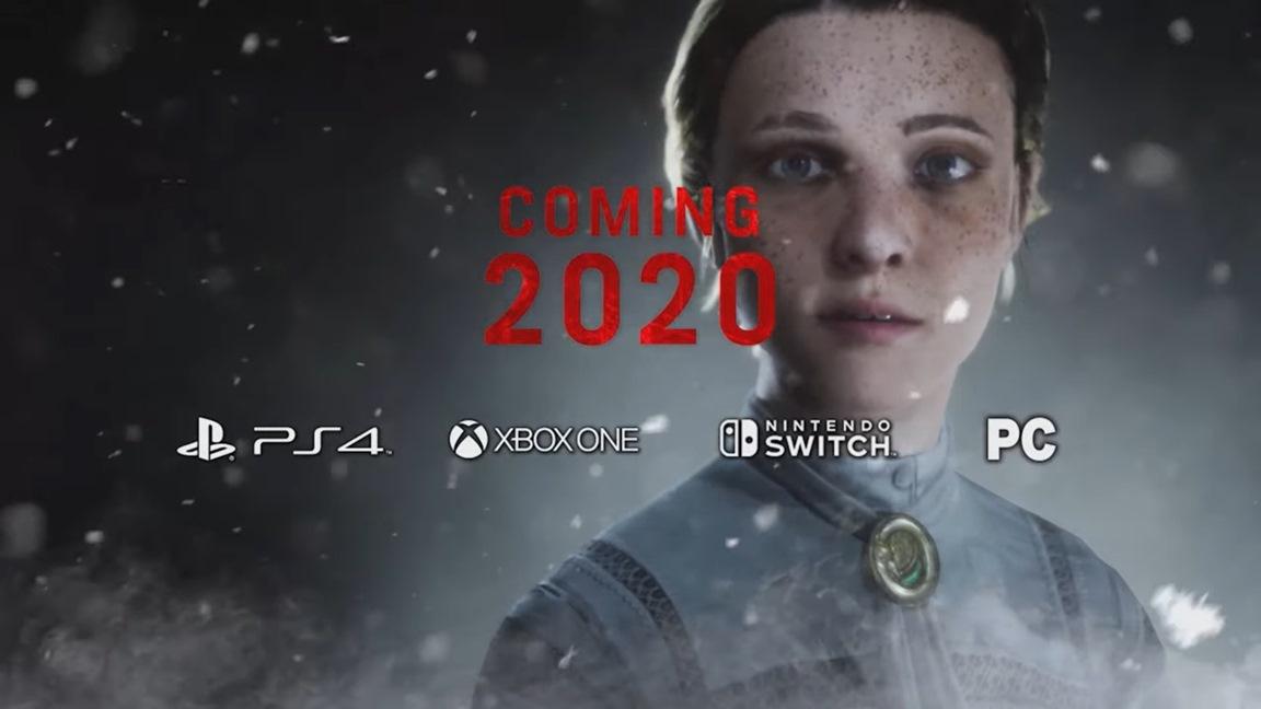 Remothered: Broken Porcelain é anunciado para 2020 direto da Gamescom 2019