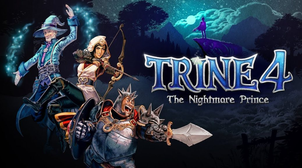Trine 4 ganha gameplay na PAX West 2019
