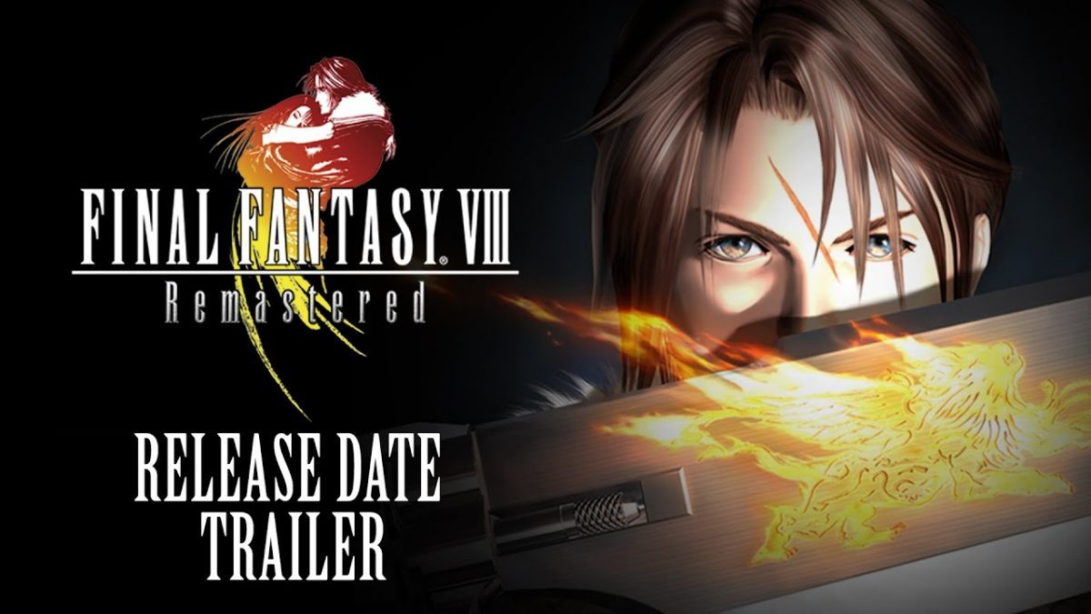 Final Fantasy VIII Remastered ganha data de lançamento e novo trailer
