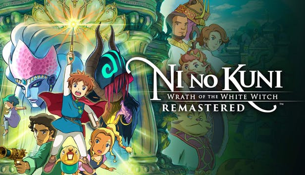 Ni No Kuni: Wrath of the White Witch Remastered - Jogamos mais de 1 hora, confira