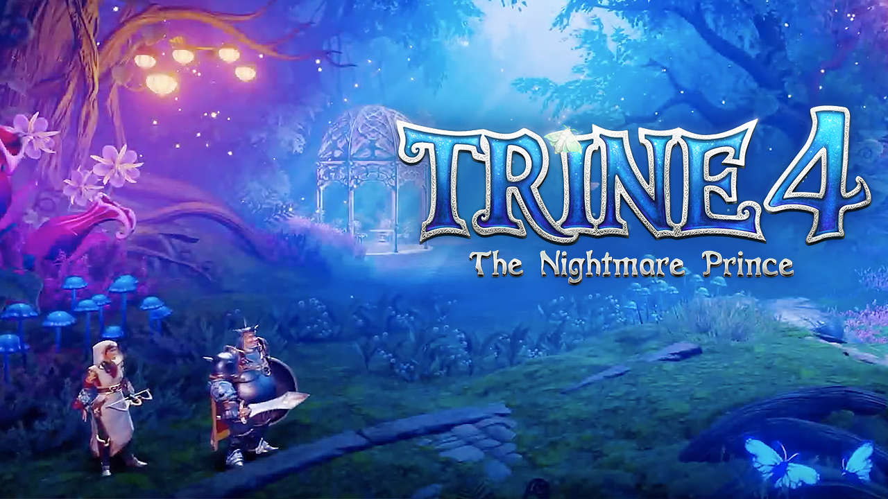 BASTIDORES: TRINE 4 – ART AND STORY