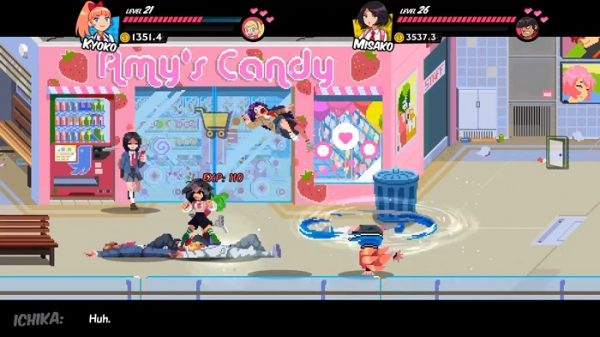 River City Girls-Análise/Review para Nintendo Switch 5
