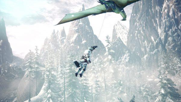 Monster Hunter World: Iceborne - Análise/Review - Bem vindo ao Inverno 4