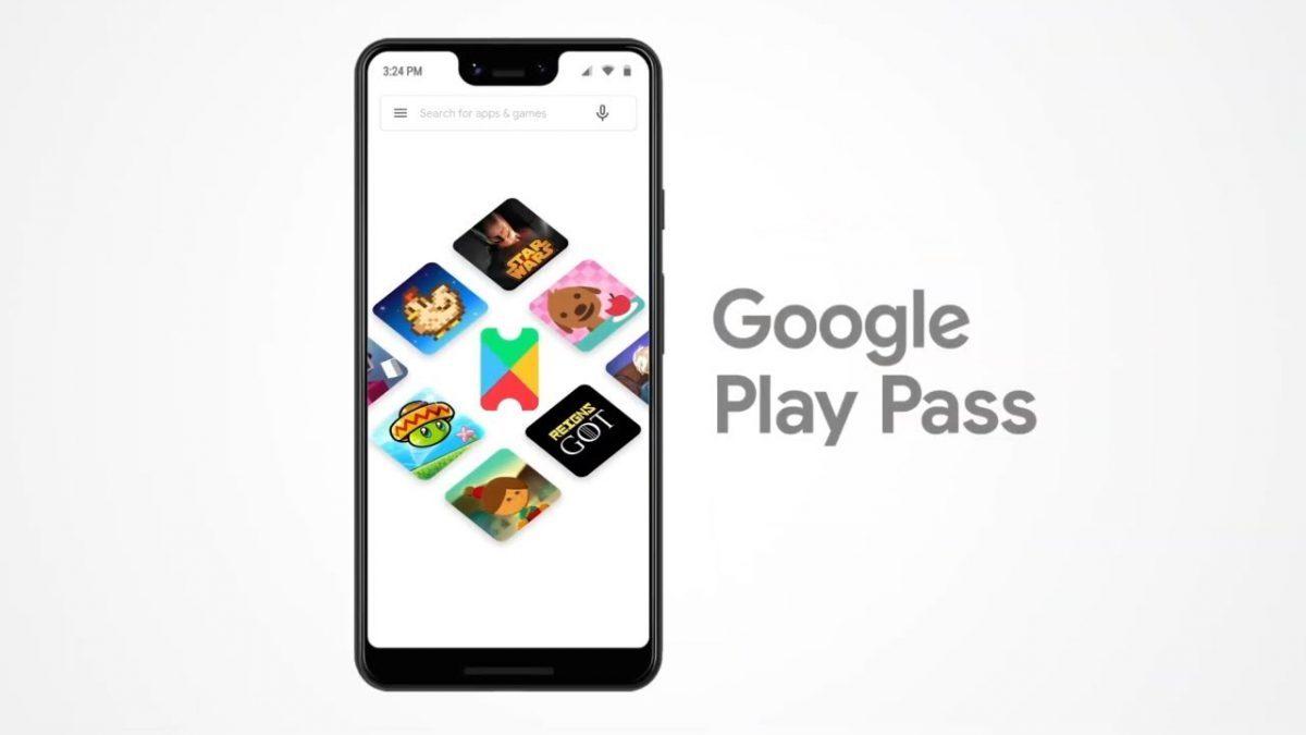 Foi lançado o Google Play Pass