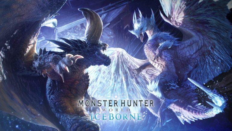Monster Hunter World: Iceborne - Análise/Review - Bem vindo ao Inverno 1