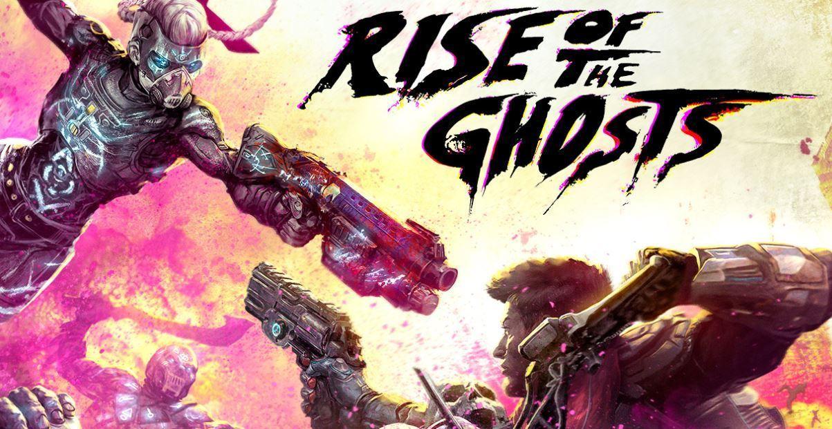 Expansão 'A Ascensão dos Fantasmas' chega a RAGE 2 em 26 de setembro