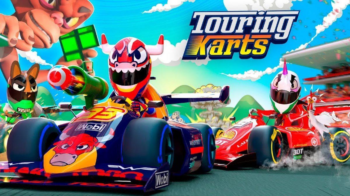 Touring Karts já disponível no acesso antecipado para Steam e Oculus.
