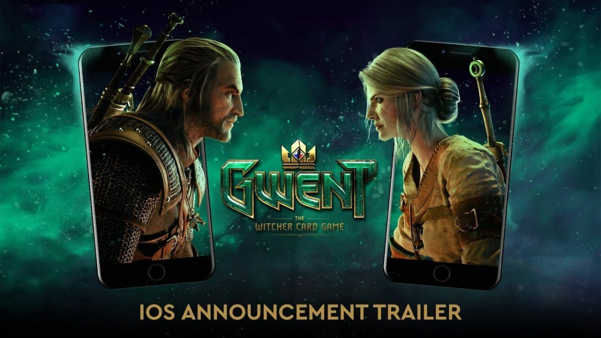 GWENT: The Witcher Card Game chega para iOS no dia 29 de outubro