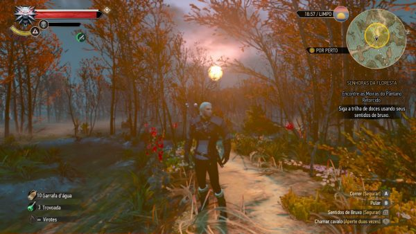 [Análise/Review] The Witcher 3 - Complete Edition e a bruxaria no Nintendo Switch 8