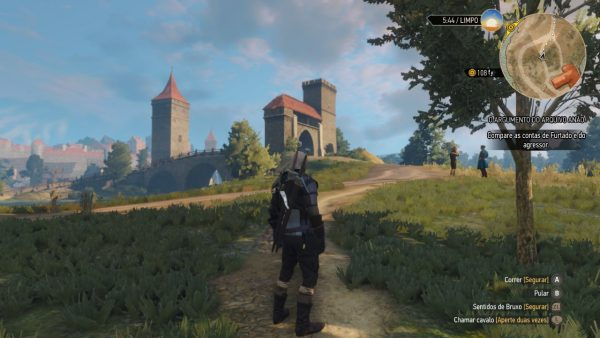 [Análise/Review] The Witcher 3 - Complete Edition e a bruxaria no Nintendo Switch 5