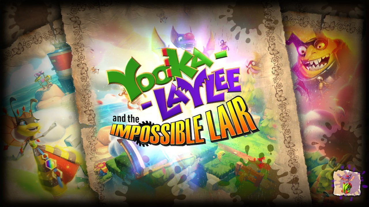 [Análise/Review] Yooka-Laylee and the Impossible lair e a volta de uma lenda dos games