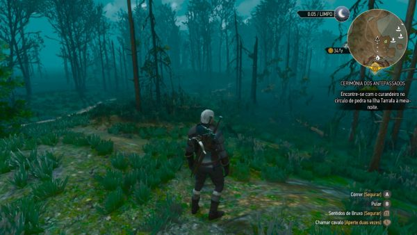 [Análise/Review] The Witcher 3 - Complete Edition e a bruxaria no Nintendo Switch 6