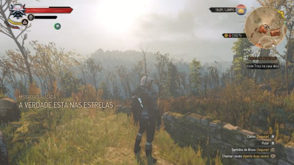 [Análise/Review] The Witcher 3 - Complete Edition e a bruxaria no Nintendo Switch 4