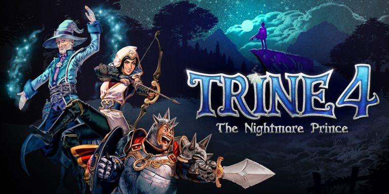 [Review/Análise] Trine 4 : The Nightmare Prince - A consagração de uma série 1