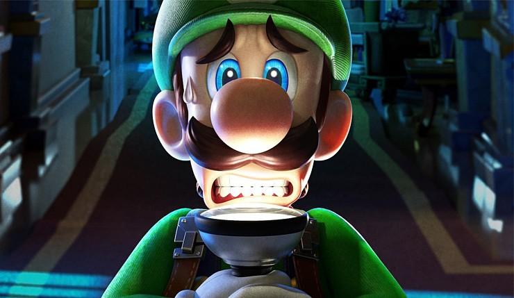 Jogamos Luigi's Mansion 3 na BGS 2019