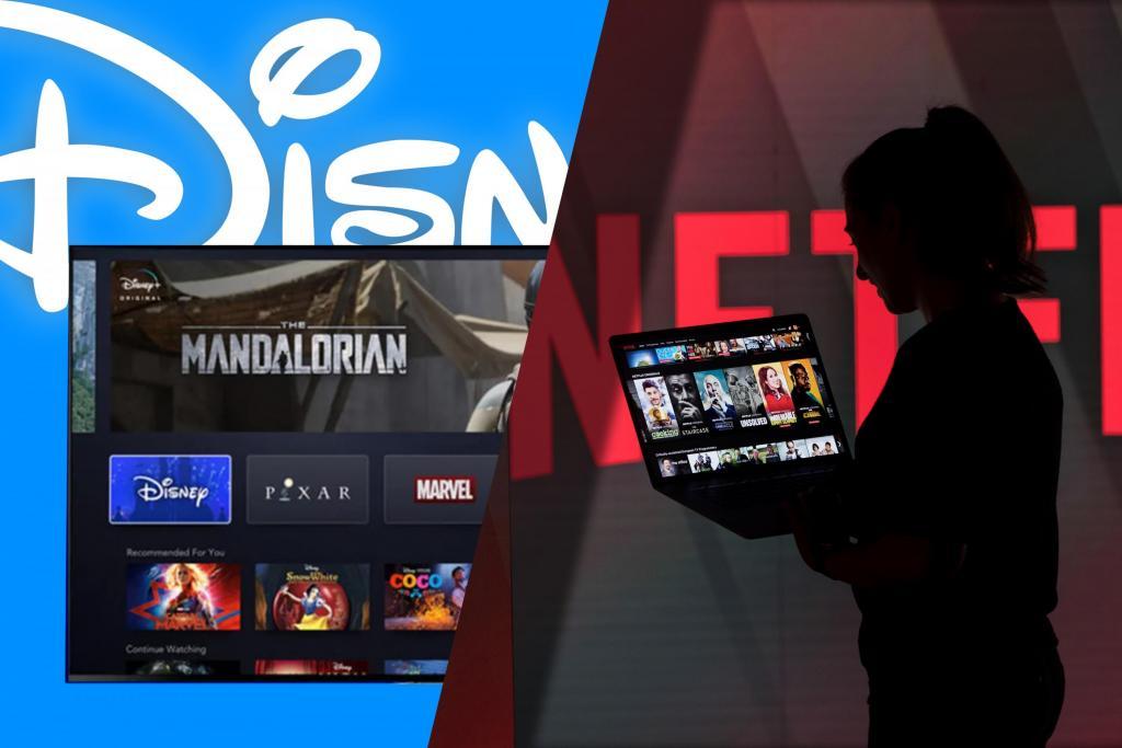 Disney banindo anúncios da Netflix? Entenda: 4