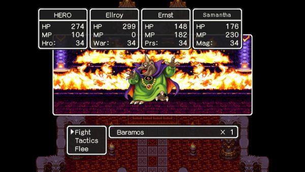 [Review/Análise] Dragon Quest Trilogy para Nintendo Switch 7