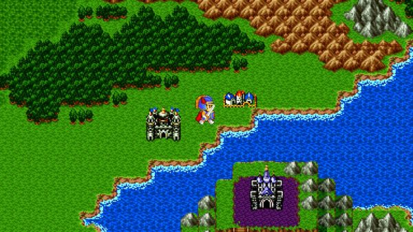 [Review/Análise] Dragon Quest Trilogy para Nintendo Switch 6