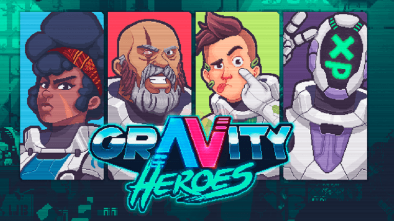 Conversamos com os desenvolvedores de Gravity Heroes na BGS 2019 e temos novas informações 1