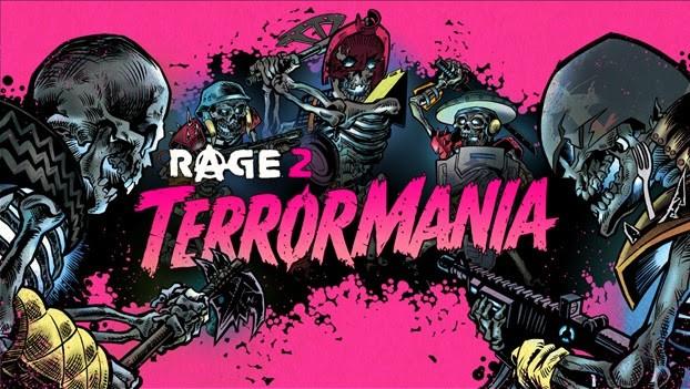 RAGE 2: TerrorMania Será Liberado em 14 de Novembro