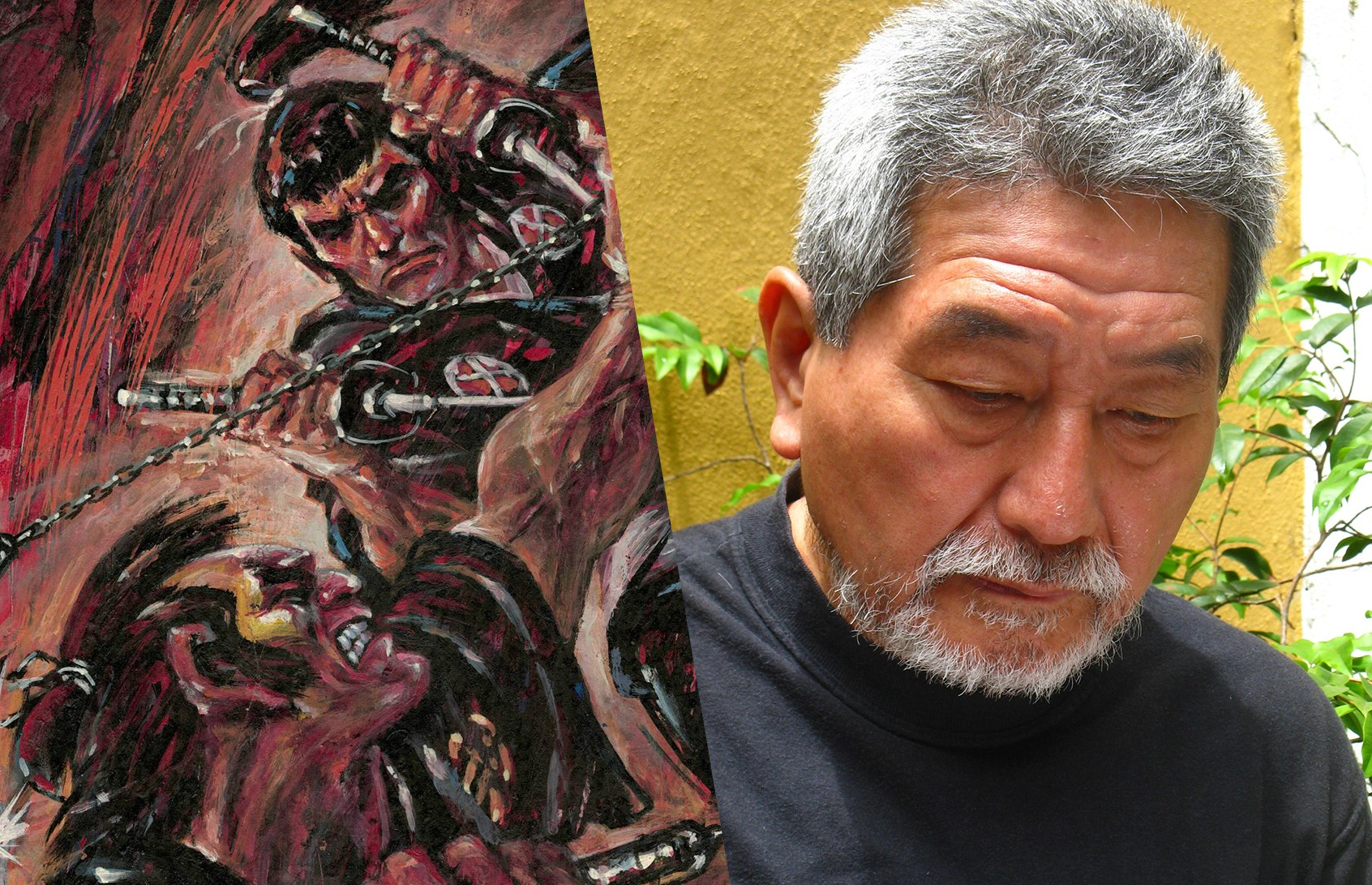 Júlio Shimamoto será o homenageado do Artists' Alley na CCXP19