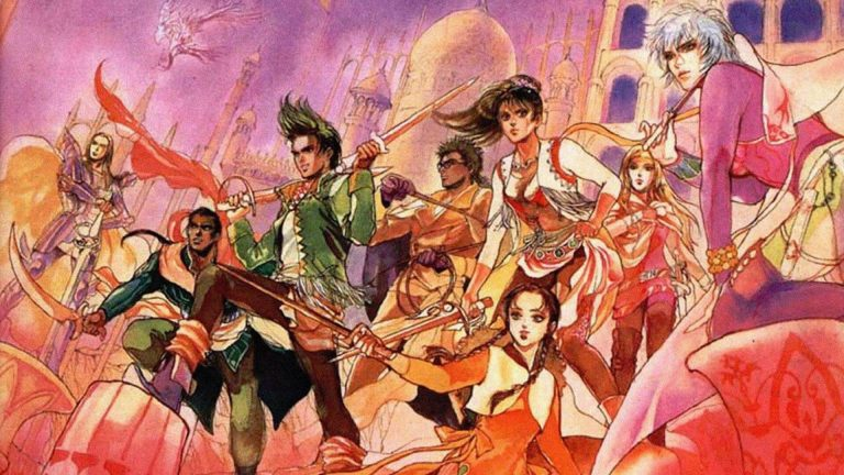 [Review/Análise] Romancing SaGa 3 para Nintendo Switch 1