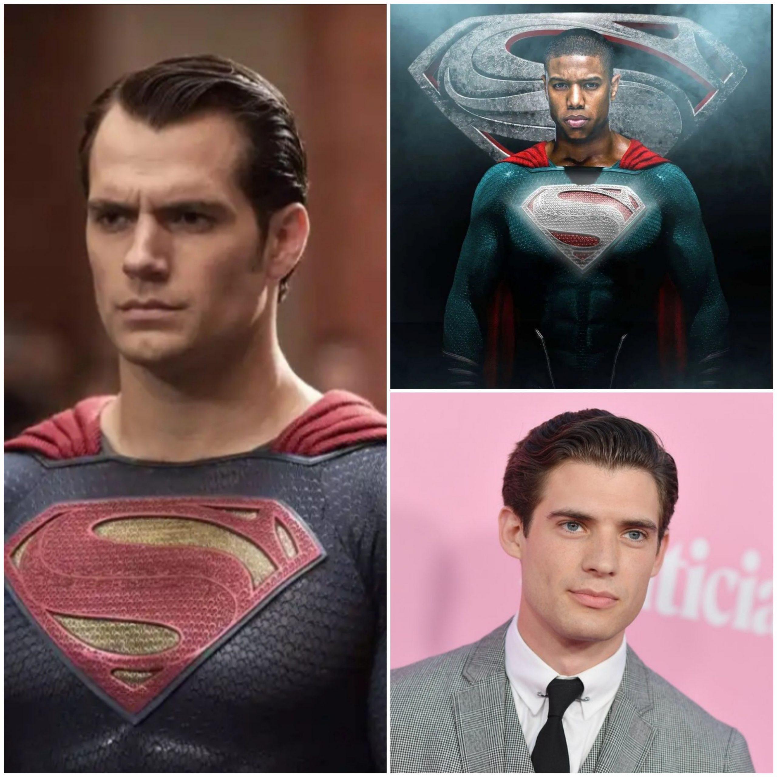 Quem será o substituto de Henry Cavill no próximo Superman?