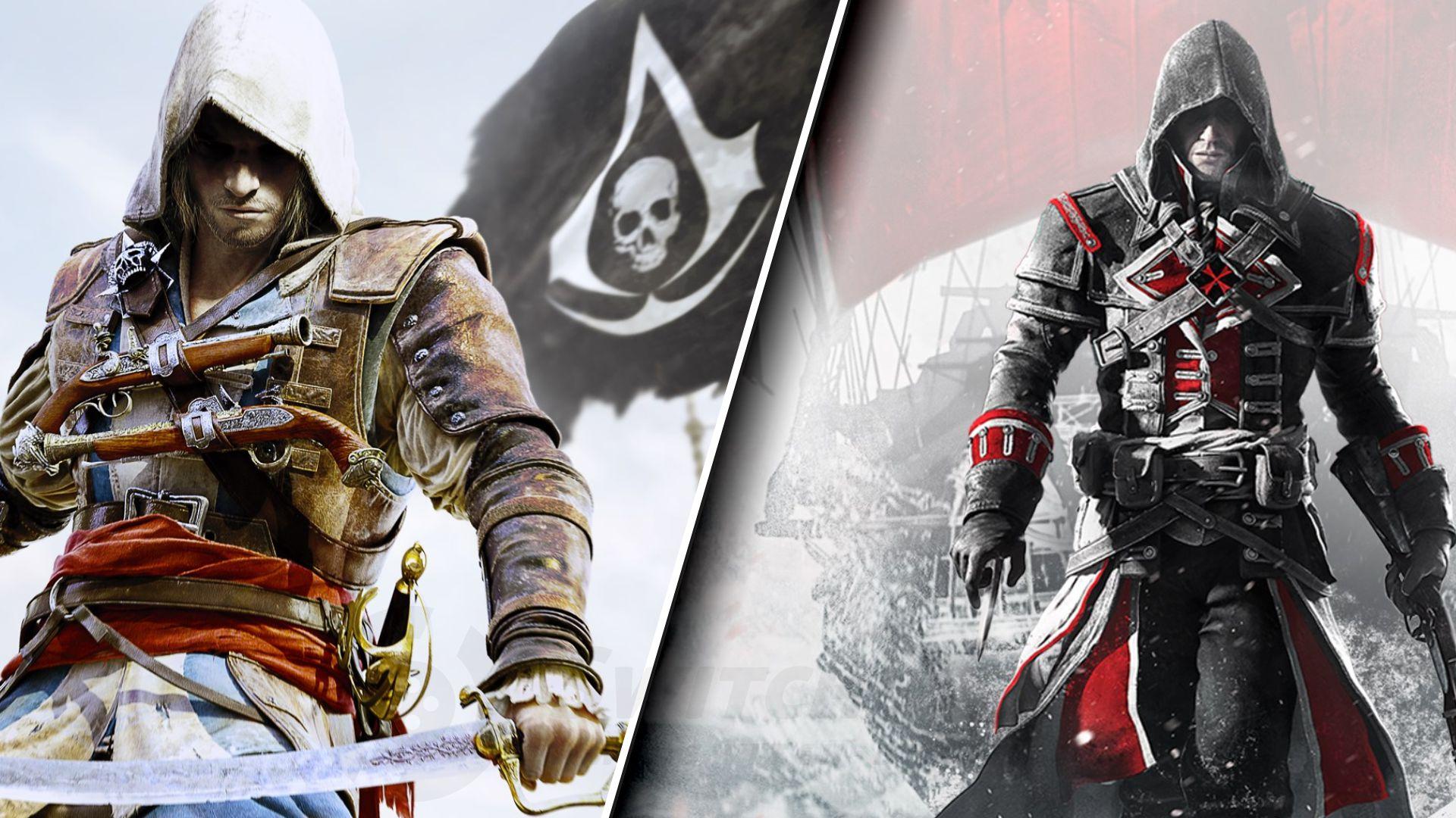 [Review/Análise] Assassin's Creed:The Rebel Collection é a melhor pedida da série no Switch