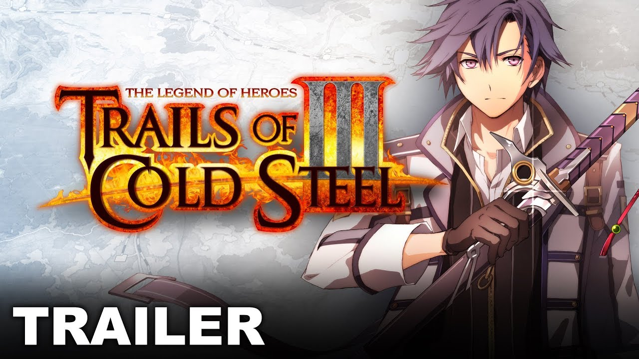 The Legend of Heroes: Trails of Cold Steel III é anunciado para Nintendo Switch
