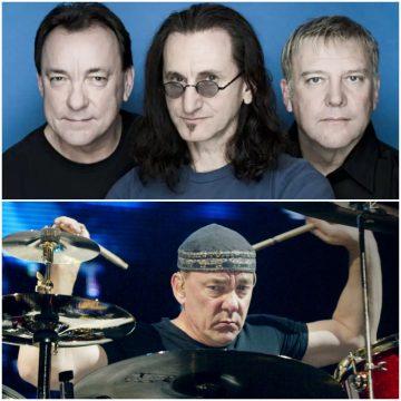 O rock perde Neil Peart do Rush 9