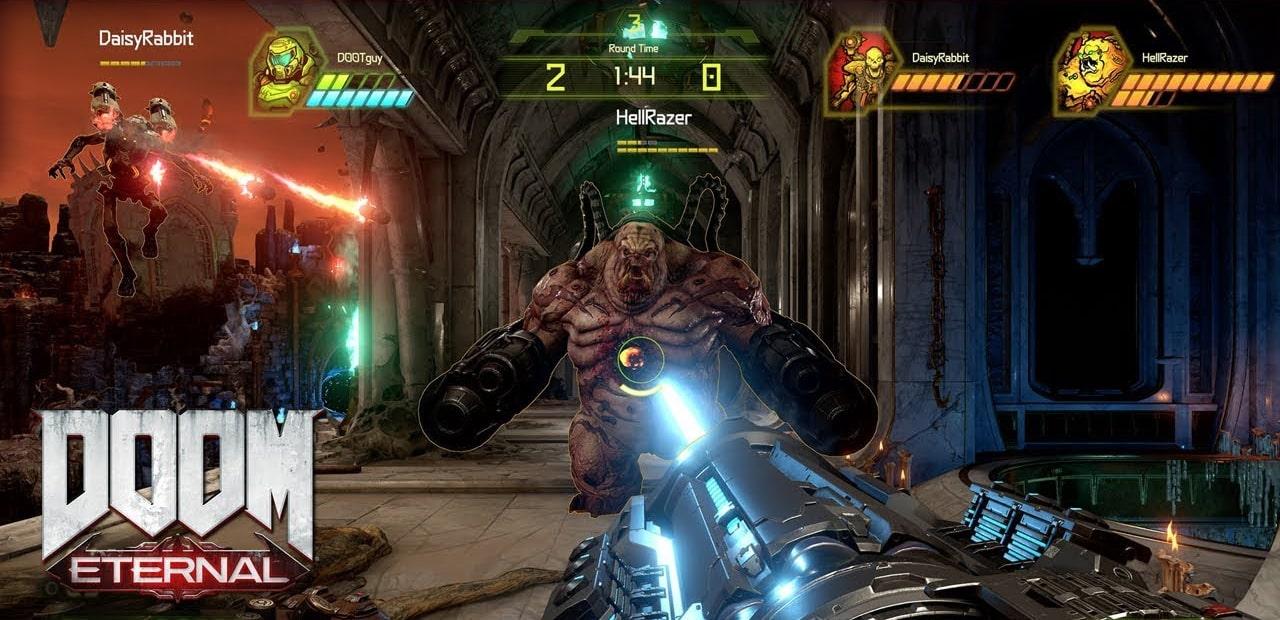 Confira o novo Trailer de Doom Eternal