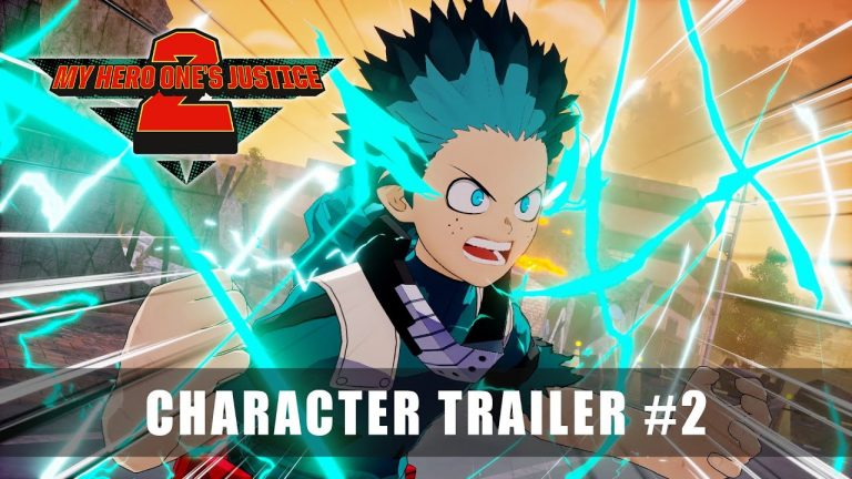 Confira o trailer do novo jogo de My Hero Academia 1