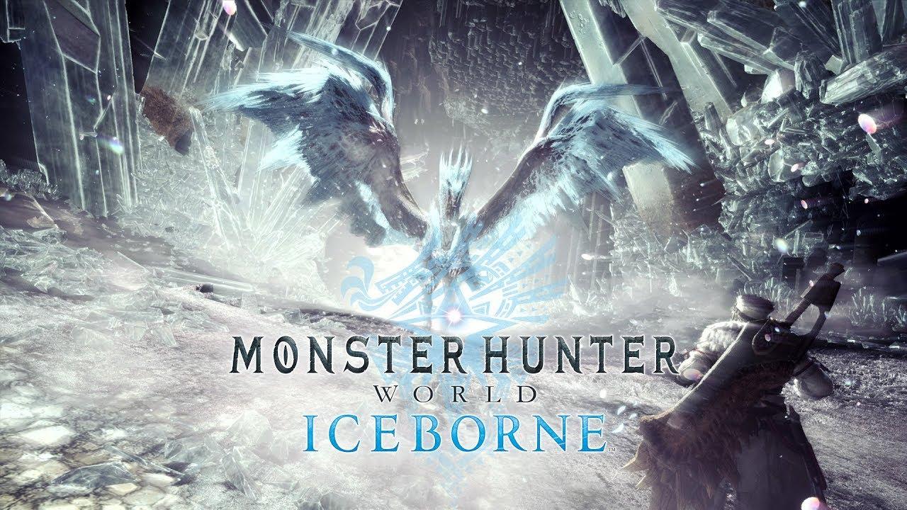Expansão Gigantesca Monster Hunter World: Iceborne Já Disponível no PC