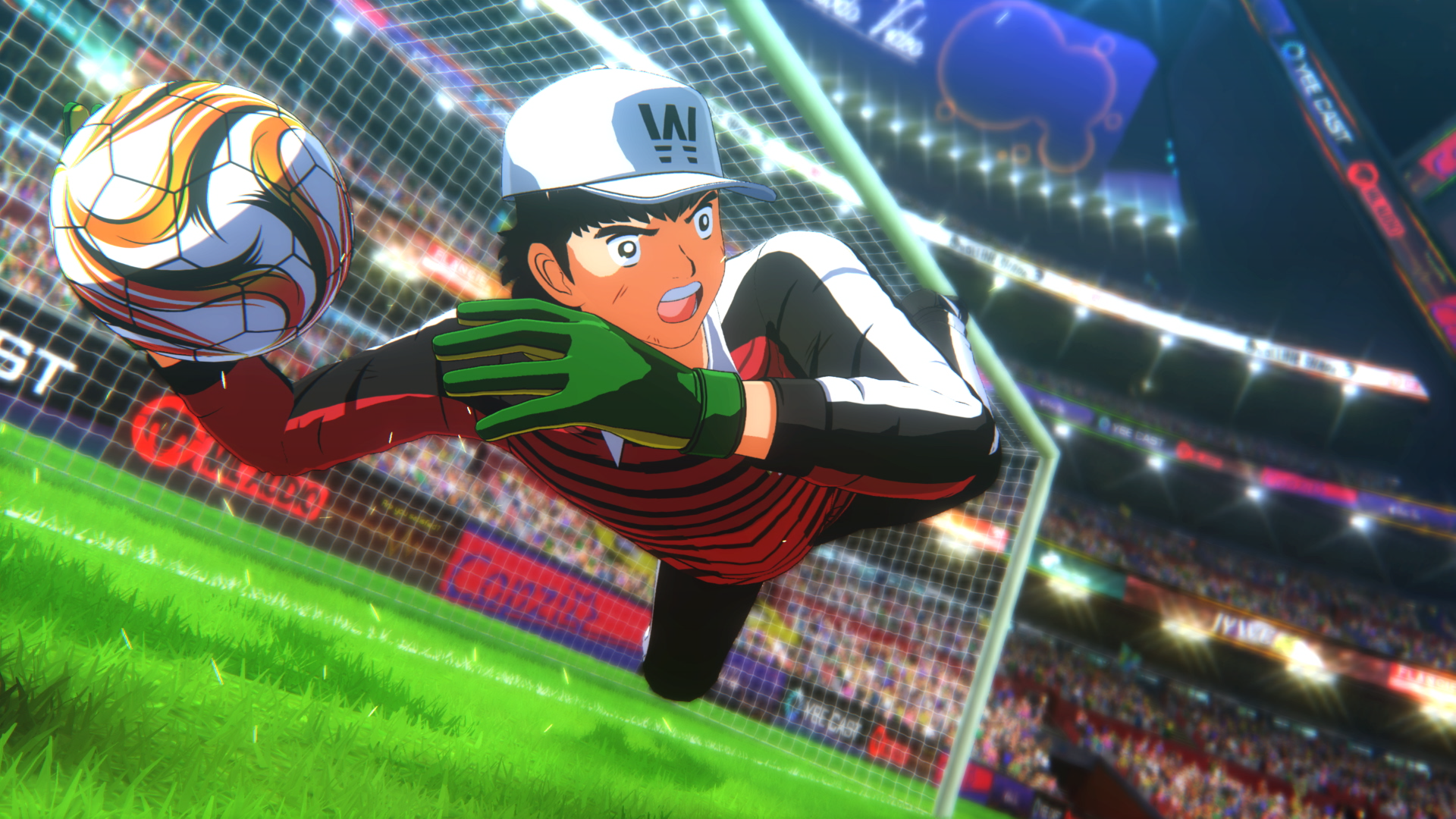Captain Tsubasa: Rise of New Champions é o novo jogo anunciado da série