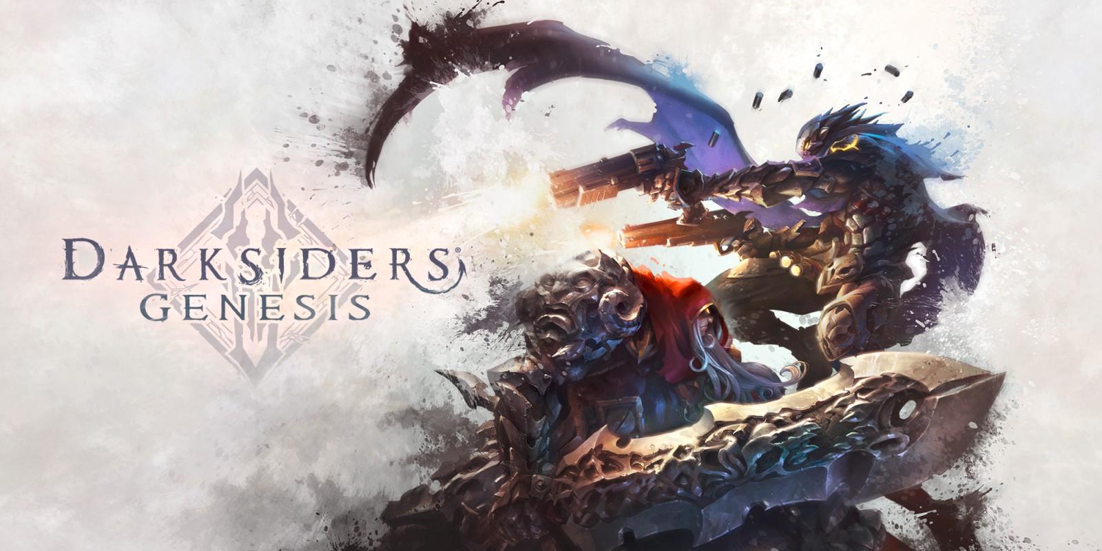 [Review] Darksiders Genesis no Nintendo Switch 4