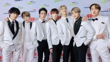 BTS brilha em premiação do K-Pop 5