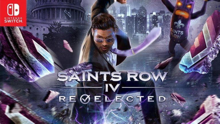 Saints Row IV: Re-Elected é anunciado oficialmente pra Switch 1