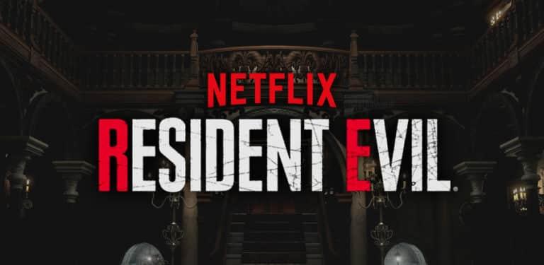 Resident Evil é confirmado oficialmente pela Netflix 1