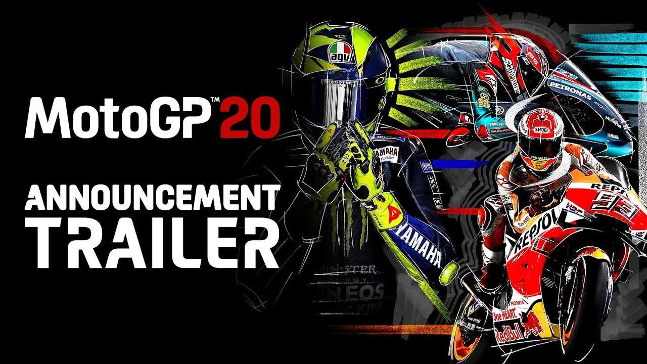 Através de um trailer Milestone anuncia data de lançamento de MotoGP 20 4