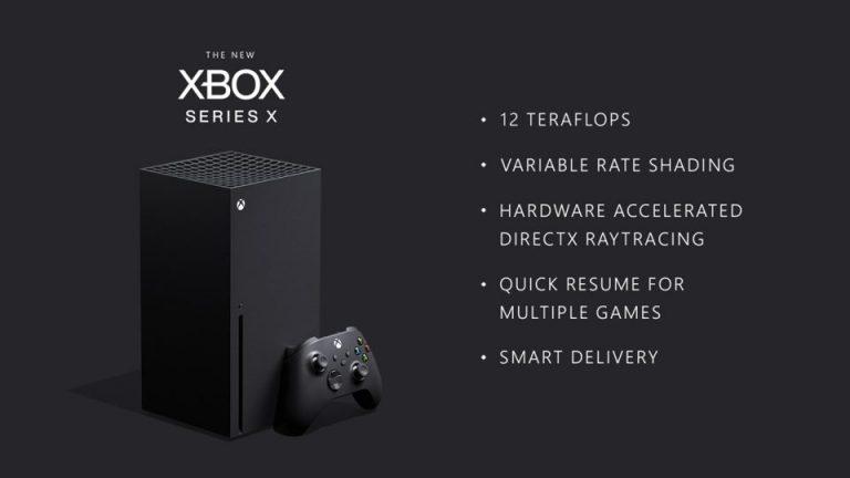 O controle do Xbox Series X fará uso de pilhas 1