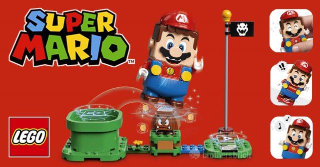 Lego Super Mario será lançado ainda em 2020 9