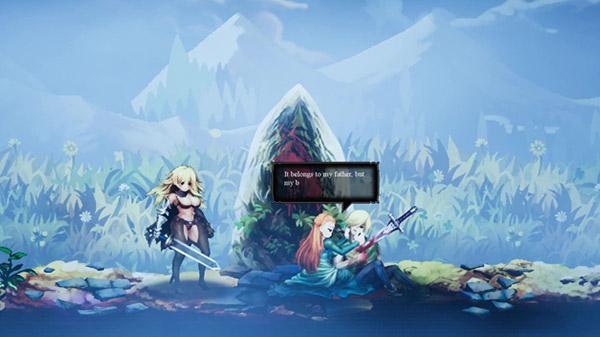 The Vagrant jogo action RPG em 2D será lançado para o Nintendo Switch 1