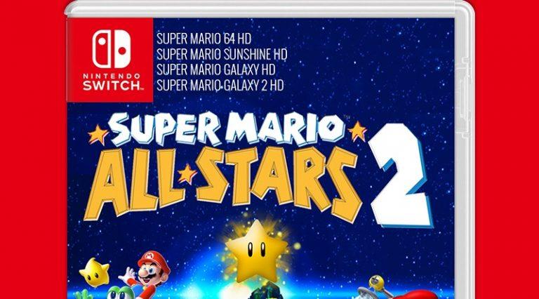 Super Mario All-Stars 2