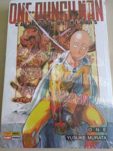 [Vídeo] Editora Panini traz One-Punch Man – Catálogo de Heróis 2