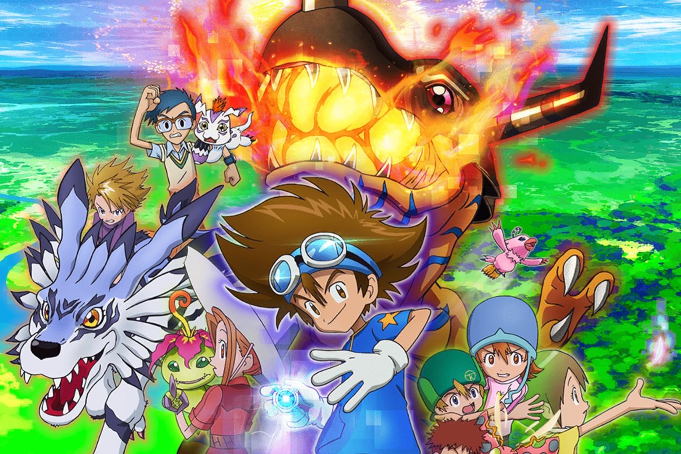 Digimon Adventure | Confira o trailer completo da nova animação 5