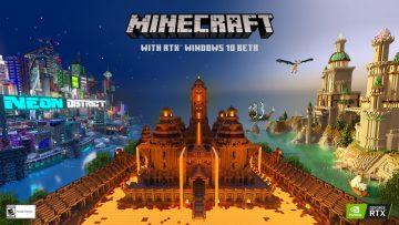 Minecraftcom RTX