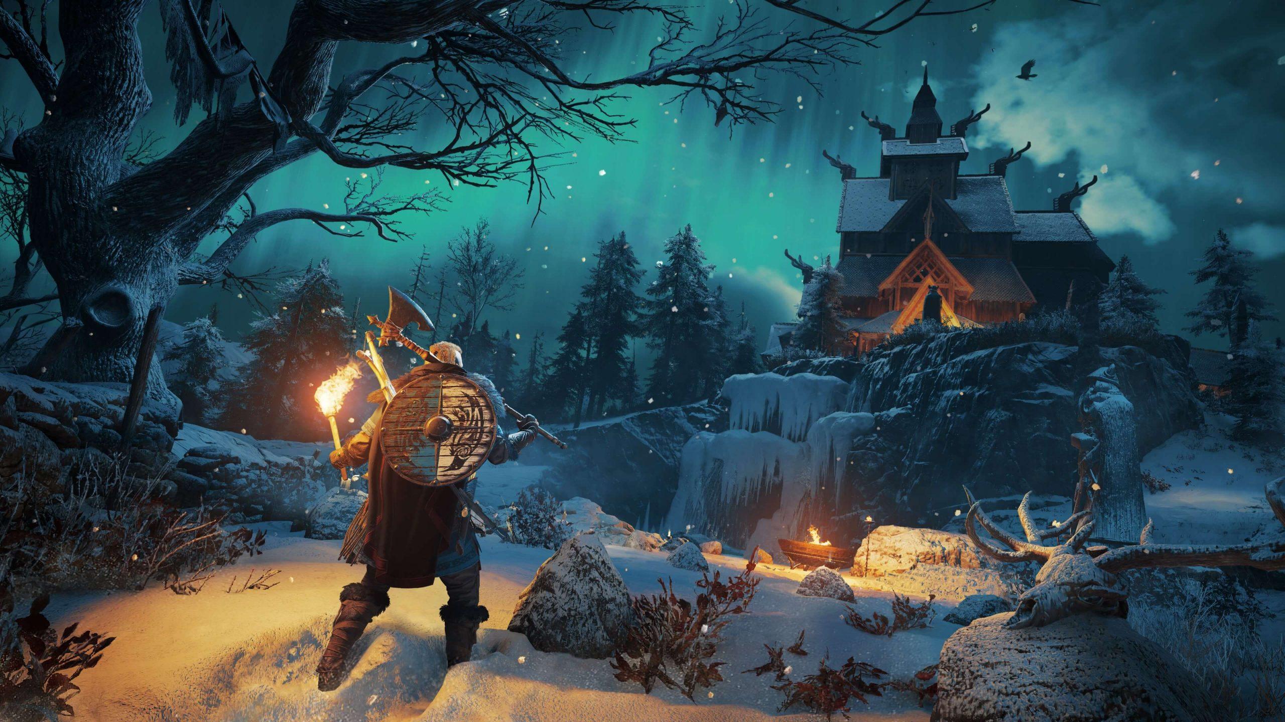 Assassin's Creed Valhalla - Jogadores viverão um lendário e destemido viking 1